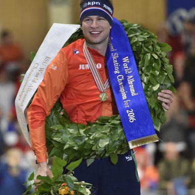 Sven Kramer Winst