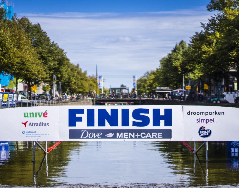 Amsterdam City Swim Dove