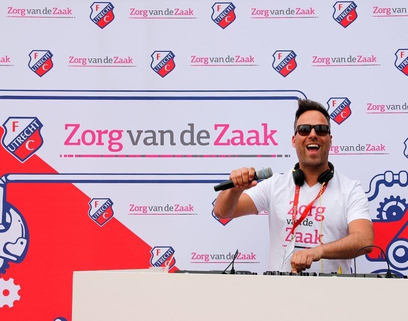 Zorg van de Zaak Netwerk en FC Utrecht