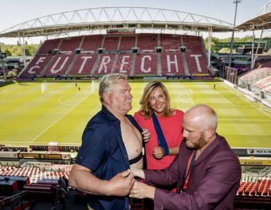 Stresstest FC Utrecht en Zorg van de Zaak Netwerk
