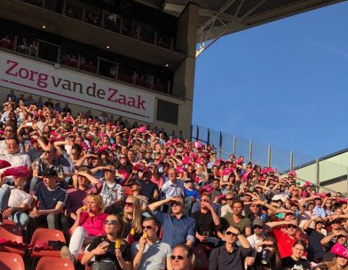 FC Utrecht en Zorg van de Zaak Netwerk