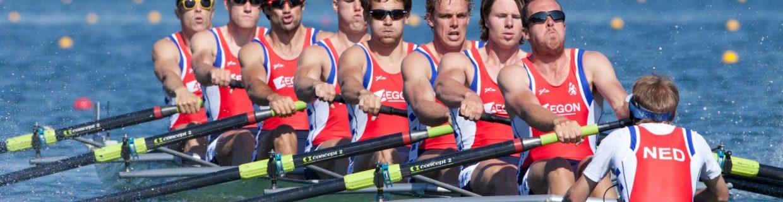 Aegon Rowing Challenge