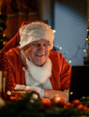 Jan Boskamp Feyenoord-kerstdorp