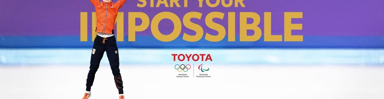 Start Your Impossible Toyota