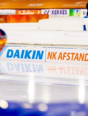Daikin NK Afstanden